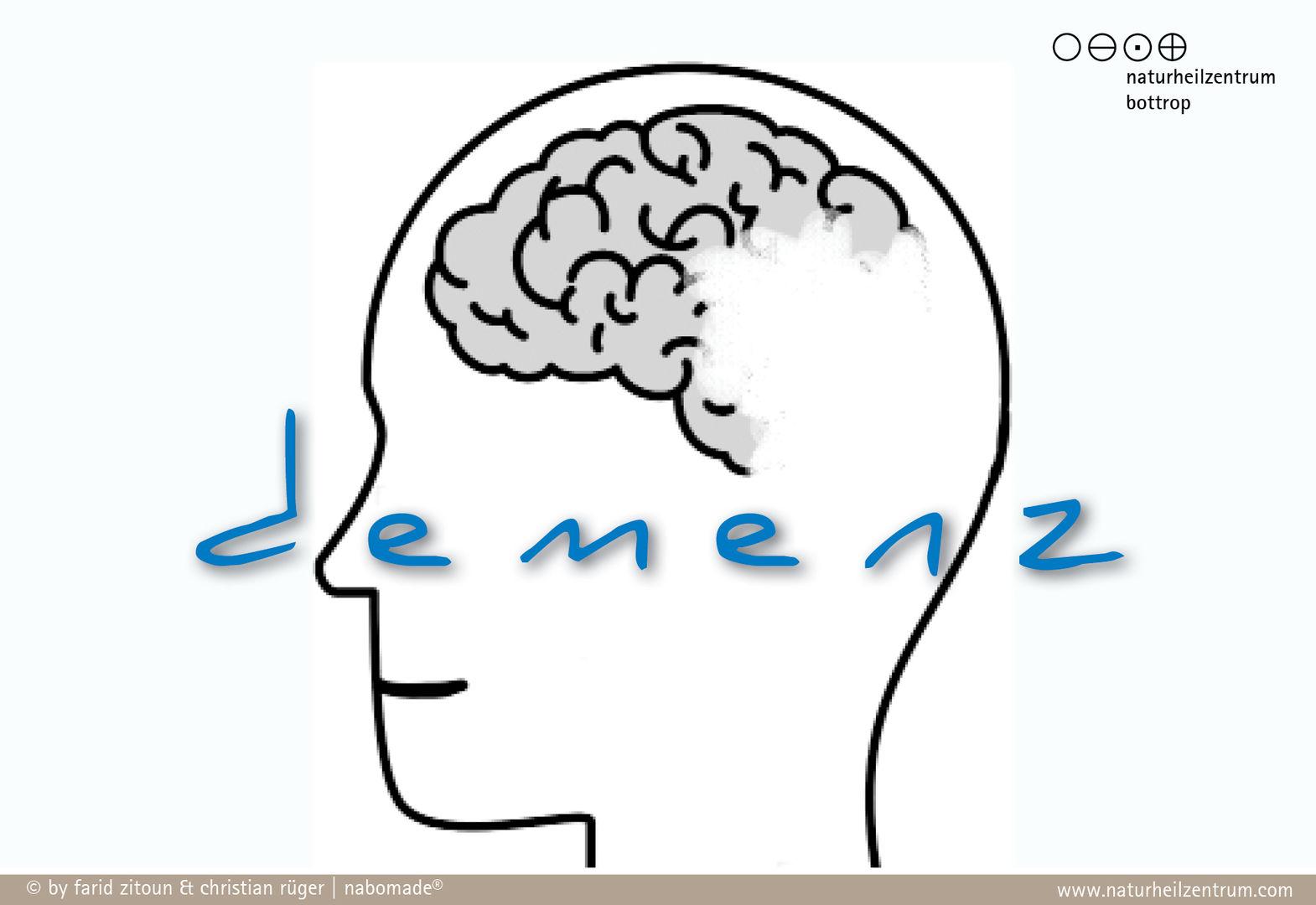 unterschied zwischen demenz und alzheimer